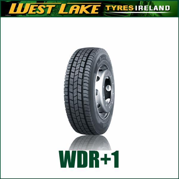 WDR+1 Regional Drive Axle Tyre