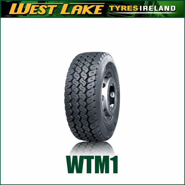WTM1 Max Load, Trailer Axle Truck Tyre